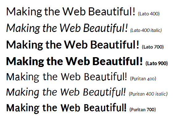 Google Web Fonts IE8 with fix