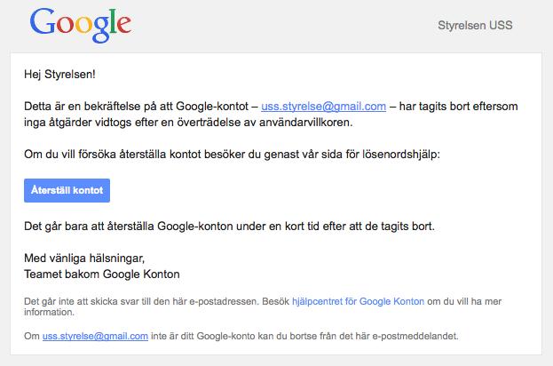gmail-konto-borttaget